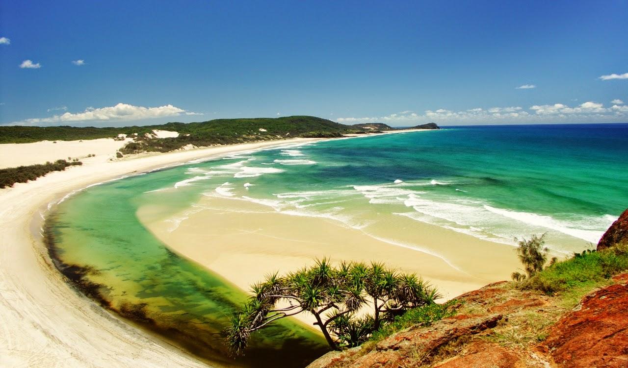 Best Island in Australia, Awesome Island in Australia, Fraser Island, Australia.