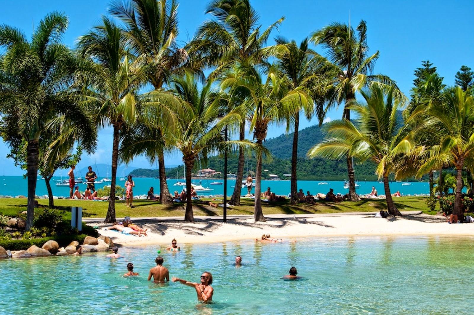 Best Island in Australia, Awesome Island in Australia, Airlie Beach, Asutralia.